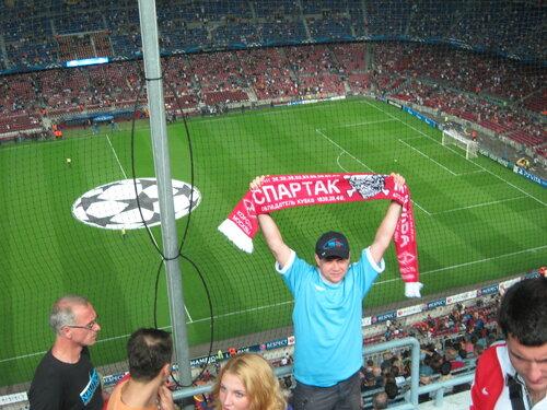 Барселона - Спартак