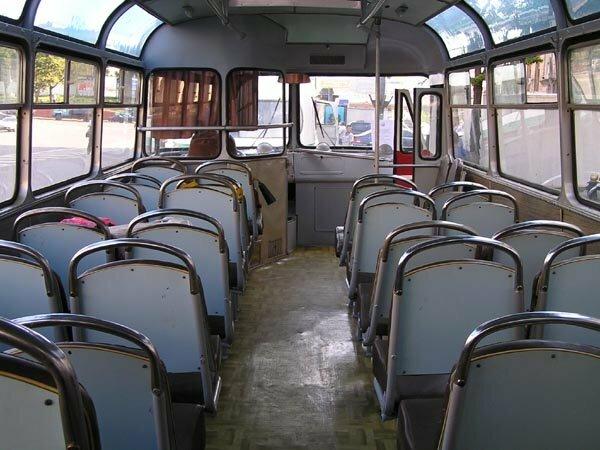 Во львовских автобусах запретили…