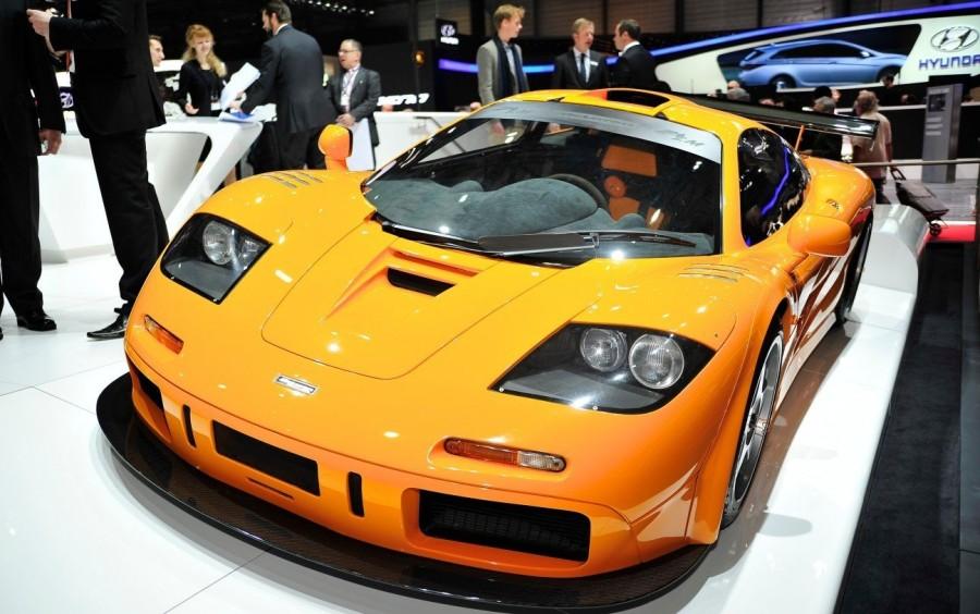 11. «McLaren F1»: годы выпуска с 1992 по 1998 Этот автомобиль появился в результате стремления созда