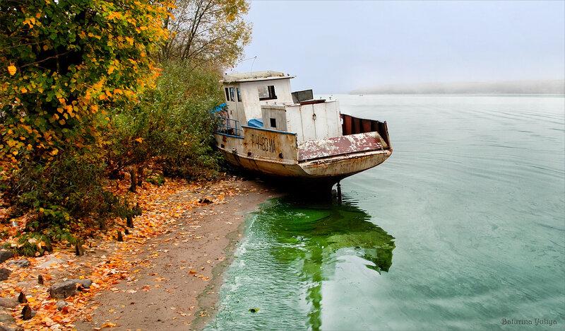 фото заброшенных лодок