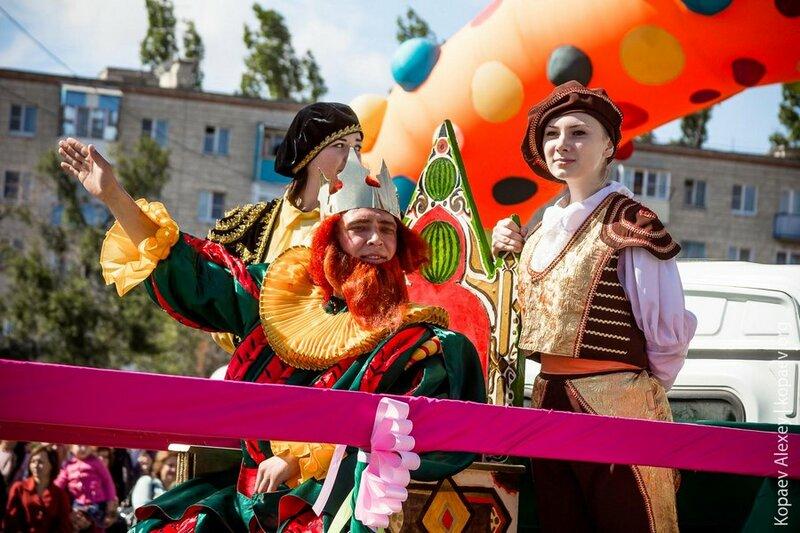 арбузный фестиваль в камышине фото