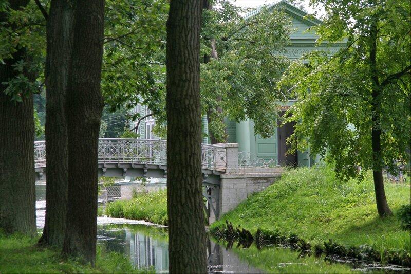 Гатчинский парк, Павильон Венеры на острове Любви