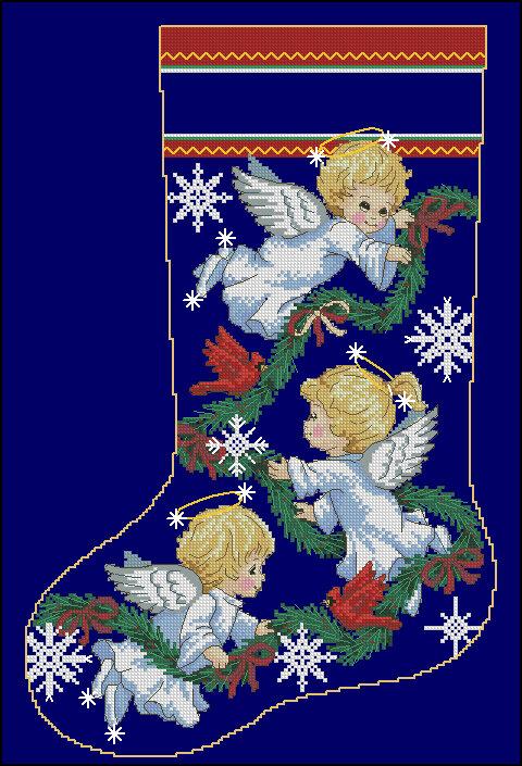 Amaryllis in bloom.  Код для вставки на сайт или форум.  As seasons change.  Схема вышивки крестом в формате XSD.