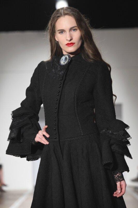 дизайнерские пальто Diana Pavlovskaya
