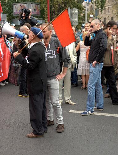 марш миллионов Москва 15.09.12