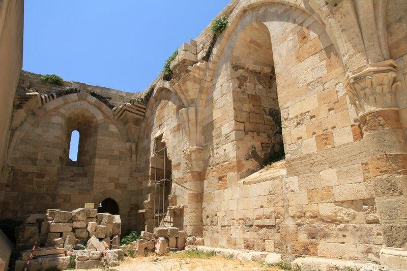 Сицилия, Сиракузы,Ортиджия – замокМаниаче