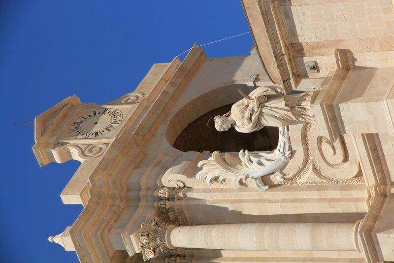 Сицилия, Сиракузы, Ортиджия