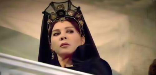 Nebahat Çehre- Нэбахат Чехрэ-ВАЛИДЕ СУЛТАН-мать Султана Сулеймана