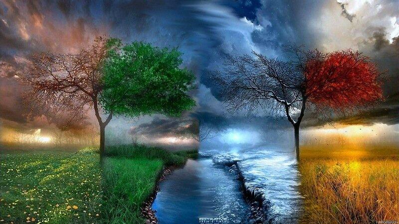 Зимой и летом 3