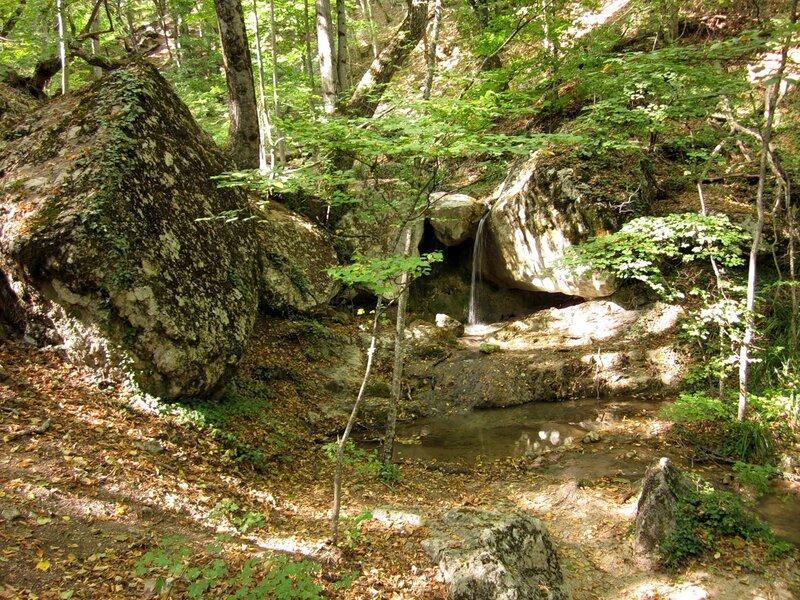 Ущелье Сотера