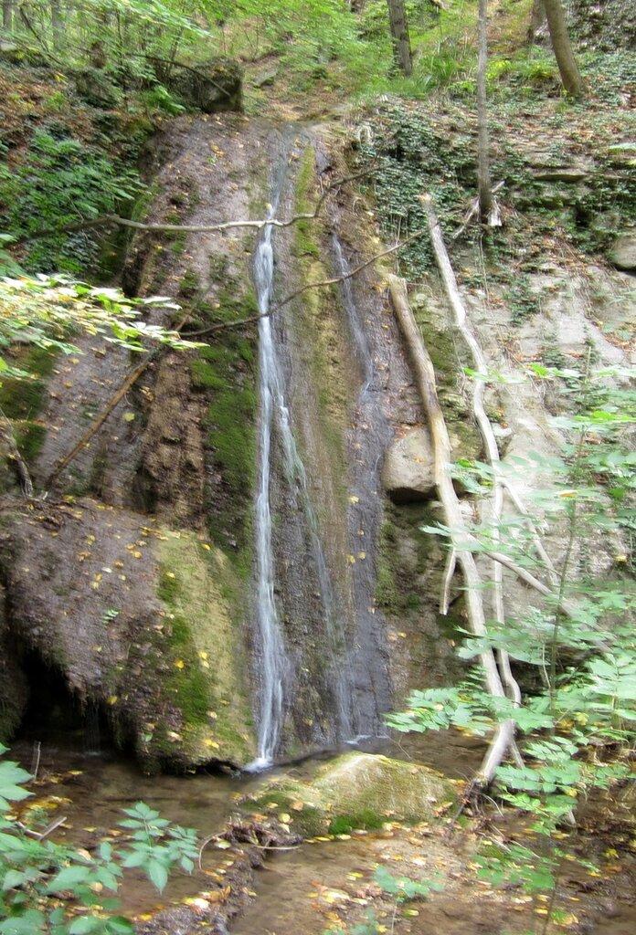 Водопад на р. Алака