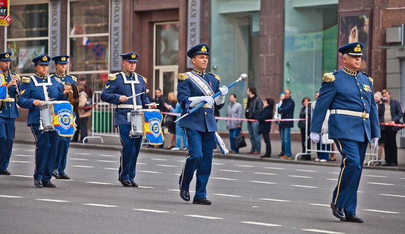 Греческий военный оркестр