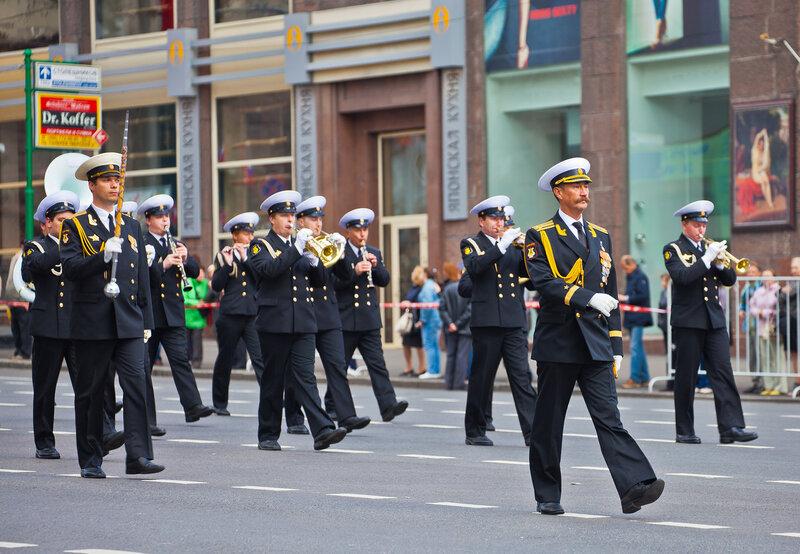 Российский военно-морской оркестр