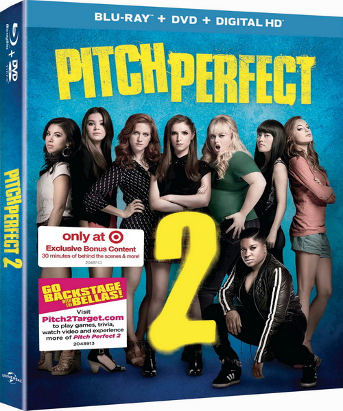 Идеальный голос 2 / Pitch Perfect 2 (2015/BDRip/HDRip)