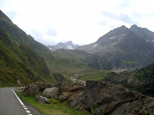 Susten pass (Switzerland)
