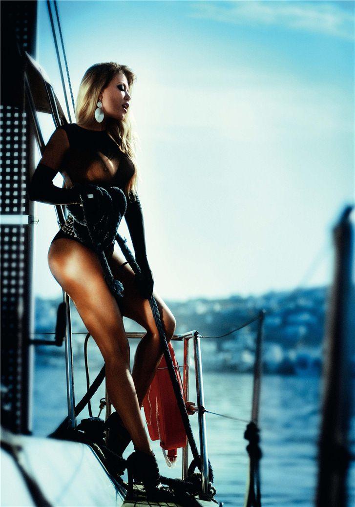 Валерия Крук в журнале xxl россия, октябрь 2012