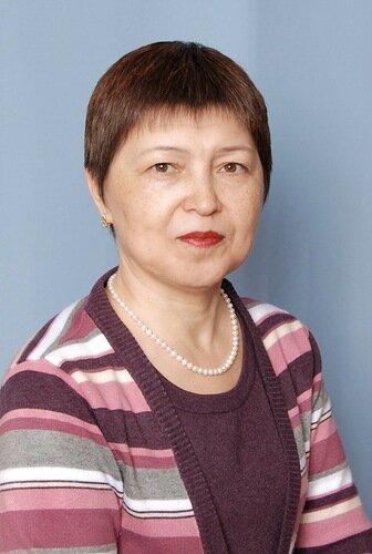 Григорьева Тамара Николаевна