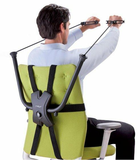 Кресло-тренажер