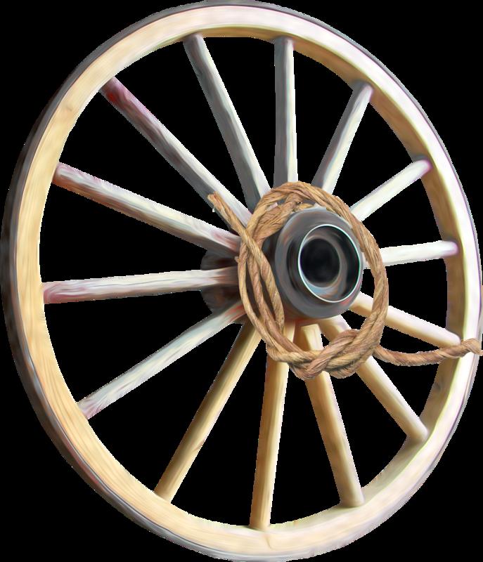 Tube roue de charette - Roue de charette decoration ...