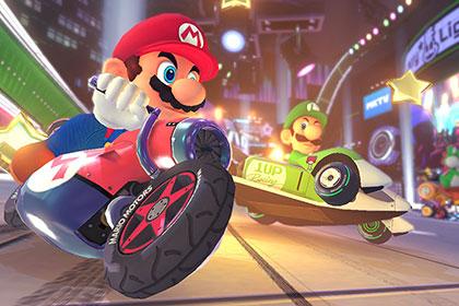 Mario оказал помощь Nintendo в показе прибыли по итогам квартала