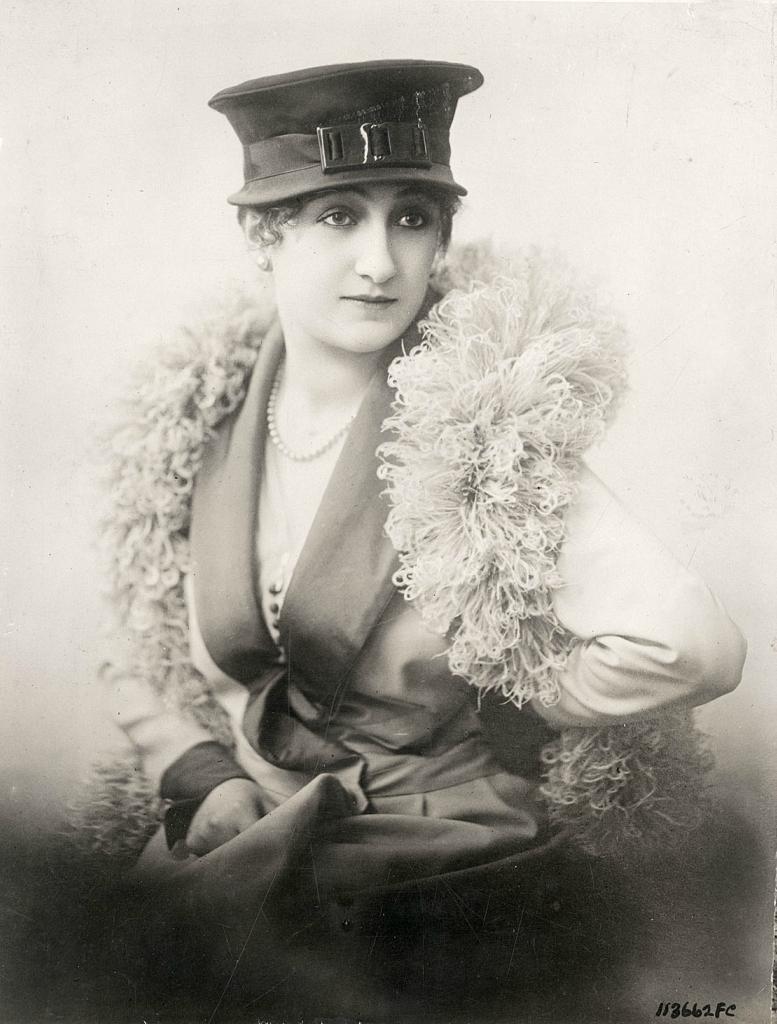 0 6f5a4 536c7fab orig Женские шляпки 1913   1915 годов