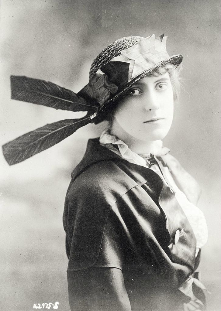 0 6f5b0 5a7c5c6b orig Женские шляпки 1913   1915 годов
