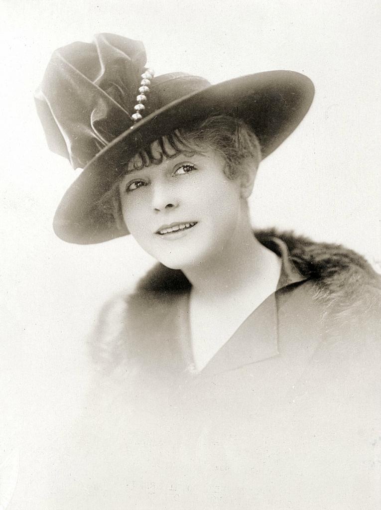 0 6f5bc 5c4afb11 orig Женские шляпки 1913   1915 годов