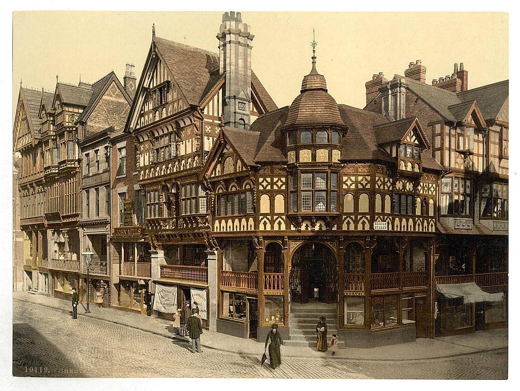 Англия в 1890 1900 годах