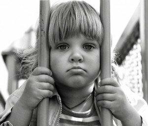 Неуверенность в себе родом из детства.