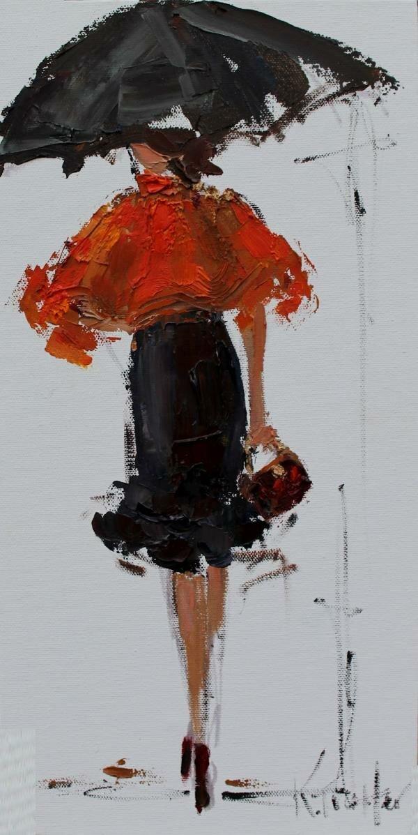 Модные женщины. Kathryn Trotter 7