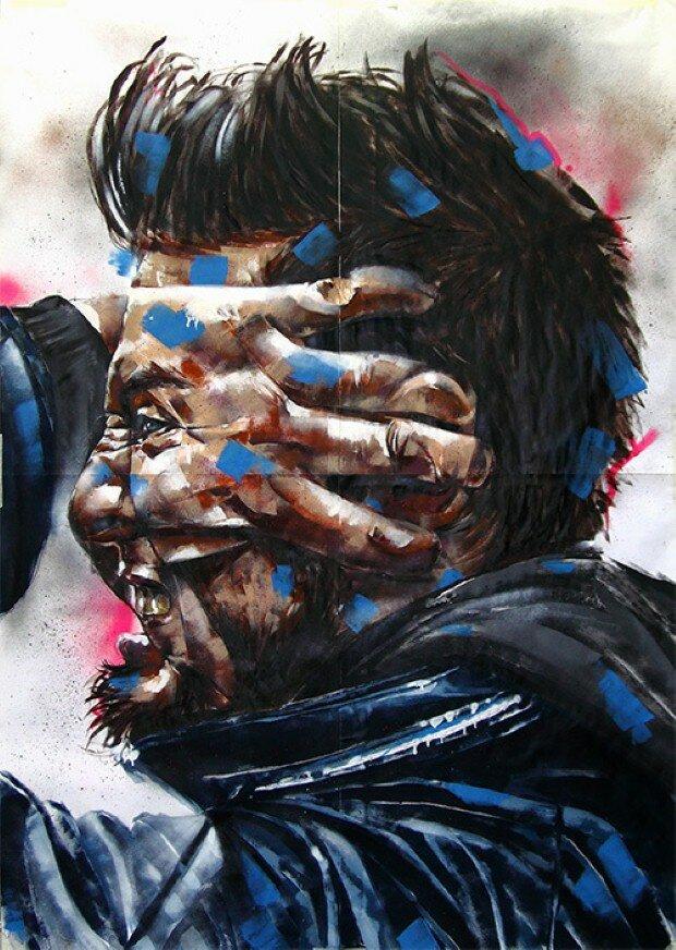 Multi, Художники граффити и стрит арт 23
