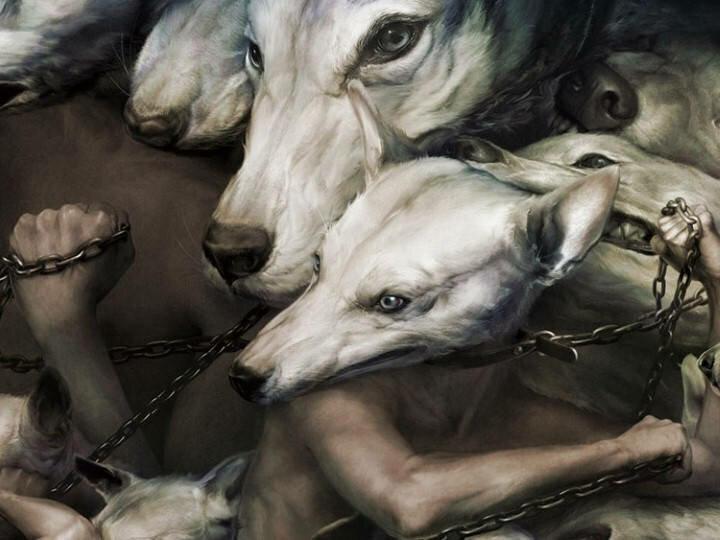 Ryohei Hase. Современный художник из Японии 15