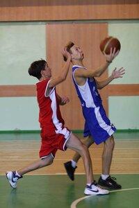 Первенство г. Заречного по баскетболу среди школьников