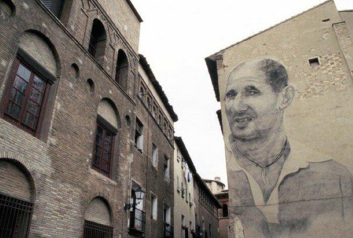 Уличное искусство. Jorge Rodriguez-Gerada 5