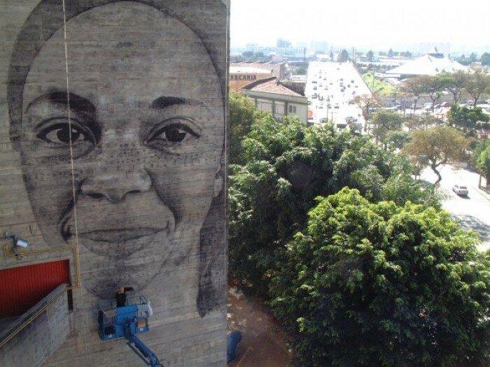 Уличное искусство. Jorge Rodriguez-Gerada 7