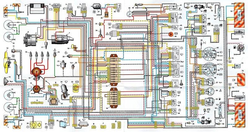 Схема подключения тахометра на автомобилях ваз 2101 схема подключения печки ваз 2108 схема подключения...