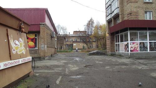 Фотография Инты №1769  Горького 19, 21а и 21 18.09.2012_13:55