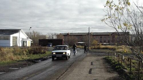 Фото города Инта №1817  Въезде на