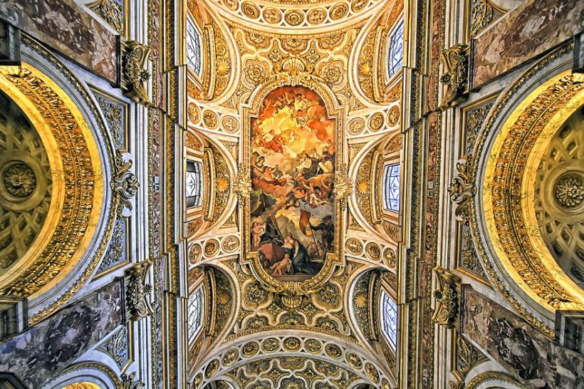 Базилика Sacro Cuore di Gesu a Castro Pretoria