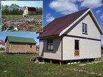 Фундамент на винтовых сваях для деревянного домостроения.JPG