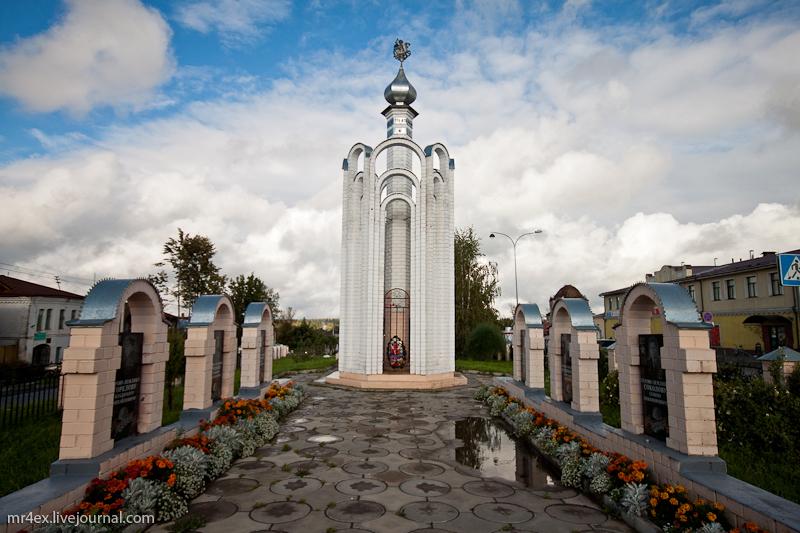 Площадь Лежнево