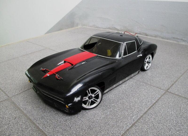 hpi corvette 1967