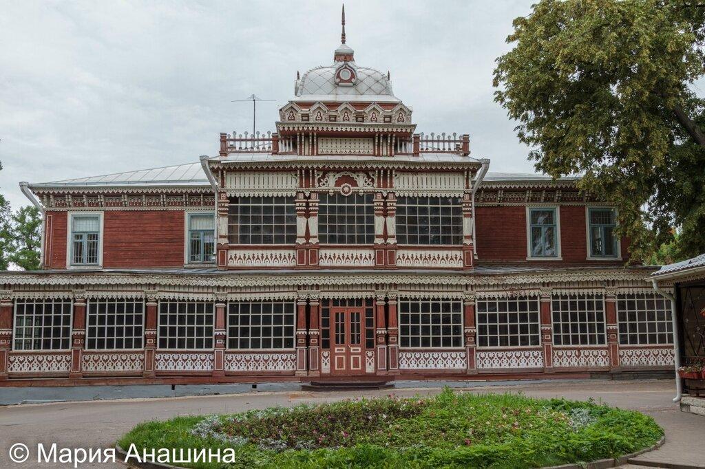 Бывший летний Дом дворянского собрания, Рязань