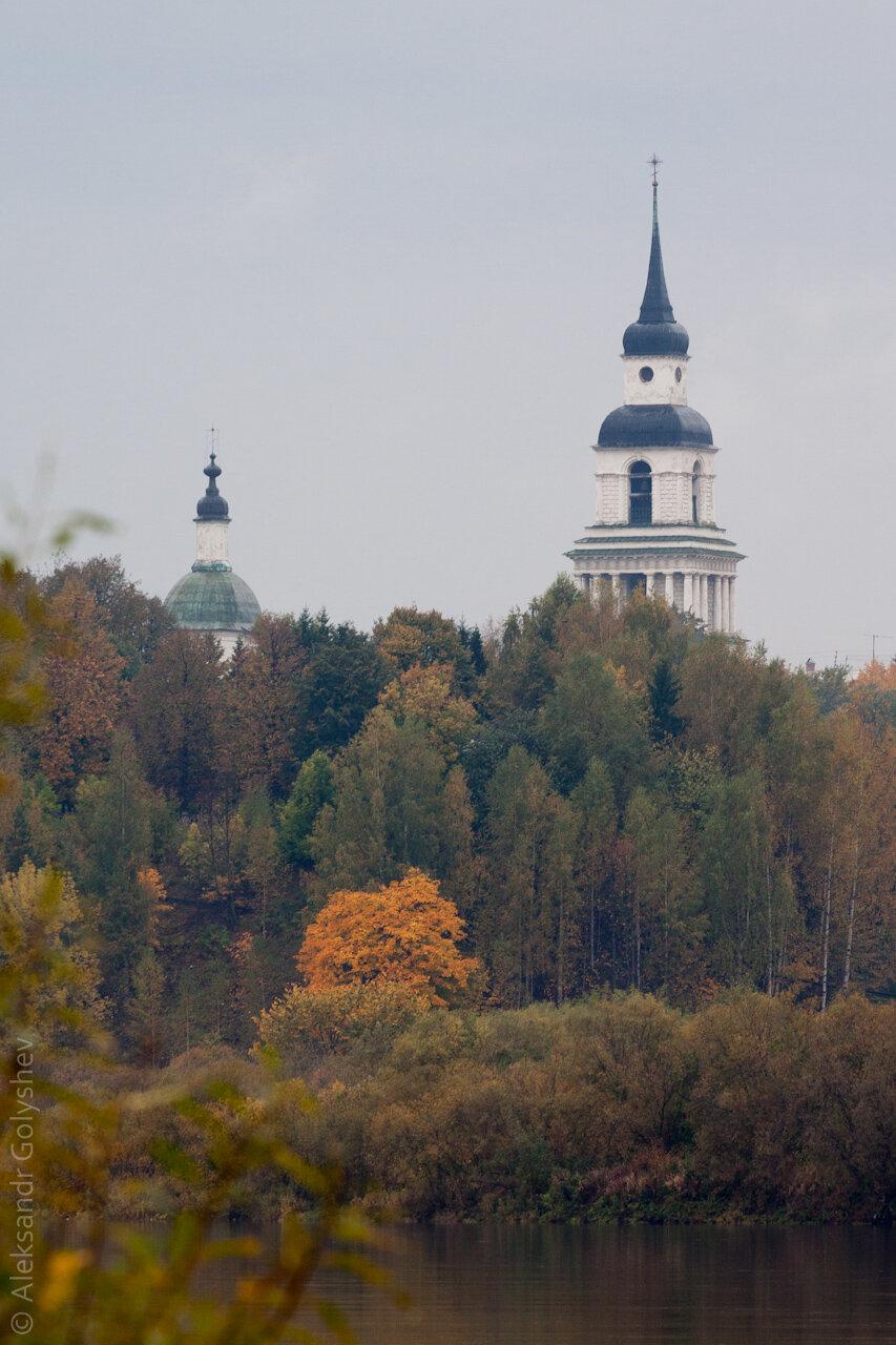 Колокольня Преображенского собора
