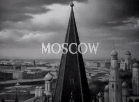 Кадр из фильма Миссия в Москву
