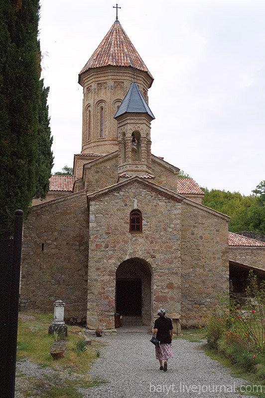 Церковь Святого Духа в монастыре Икалто. 7-9 вв. н.э.