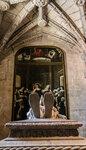 монастырь Жаронимуш в Лиссабоне. Здесь покоится Васко Да Гама