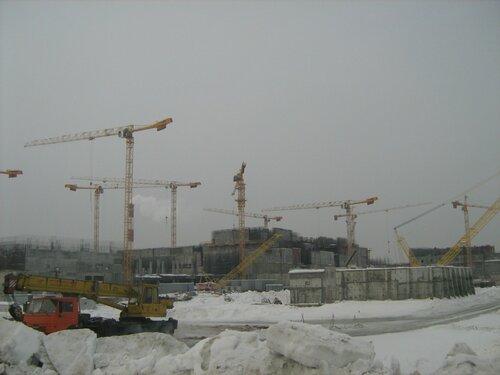 4-й блок БАЭС (21.01.2011)