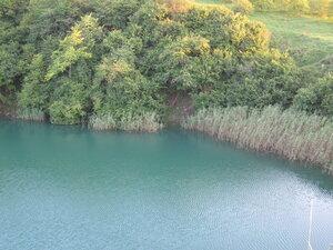 оз. Большой Шантхурей - подход к воде