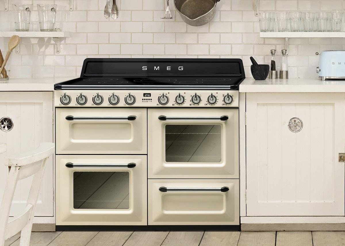 Smeg кухонная плита в Краснодаре, интернет-магазин
